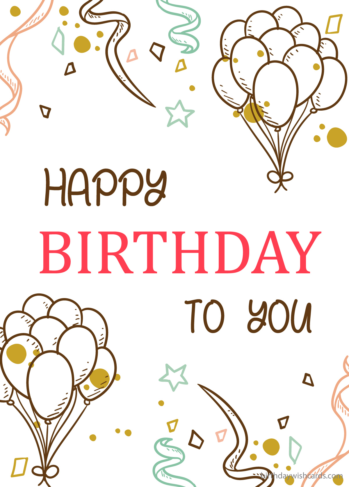 happy birthday to you great images